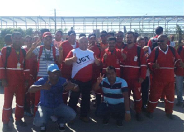 Trabalhadores Refinaria Abreu e lima1